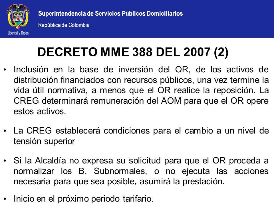 DECRETO MME 388 DEL 2007 (2)