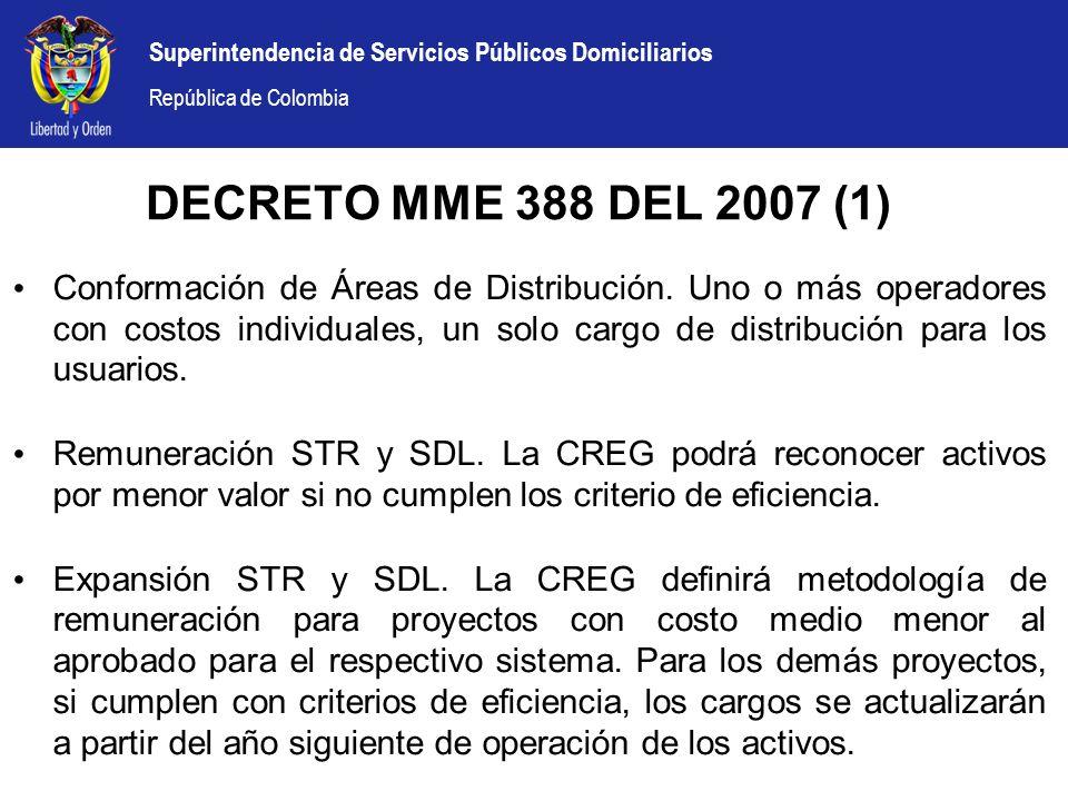DECRETO MME 388 DEL 2007 (1)