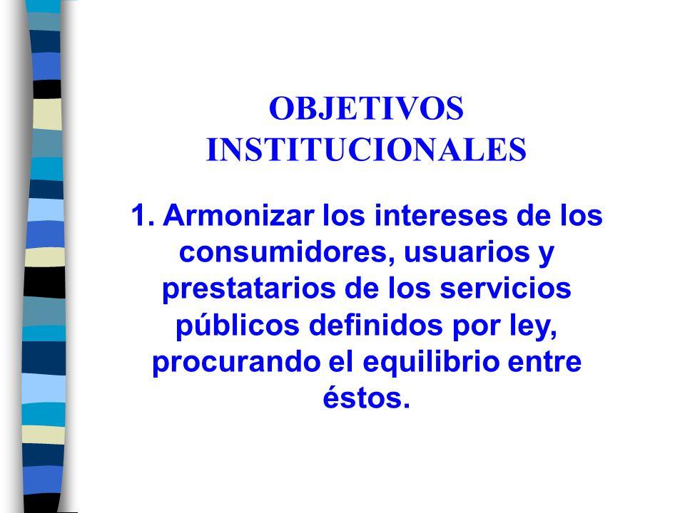 OBJETIVOS INSTITUCIONALES 1