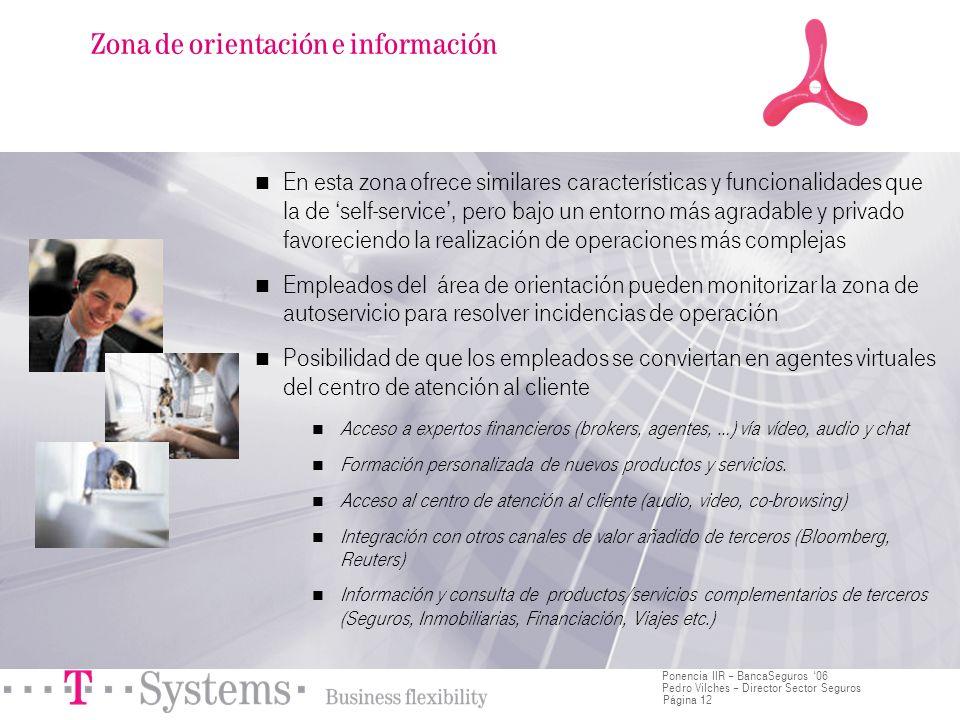 Zona de orientación e información