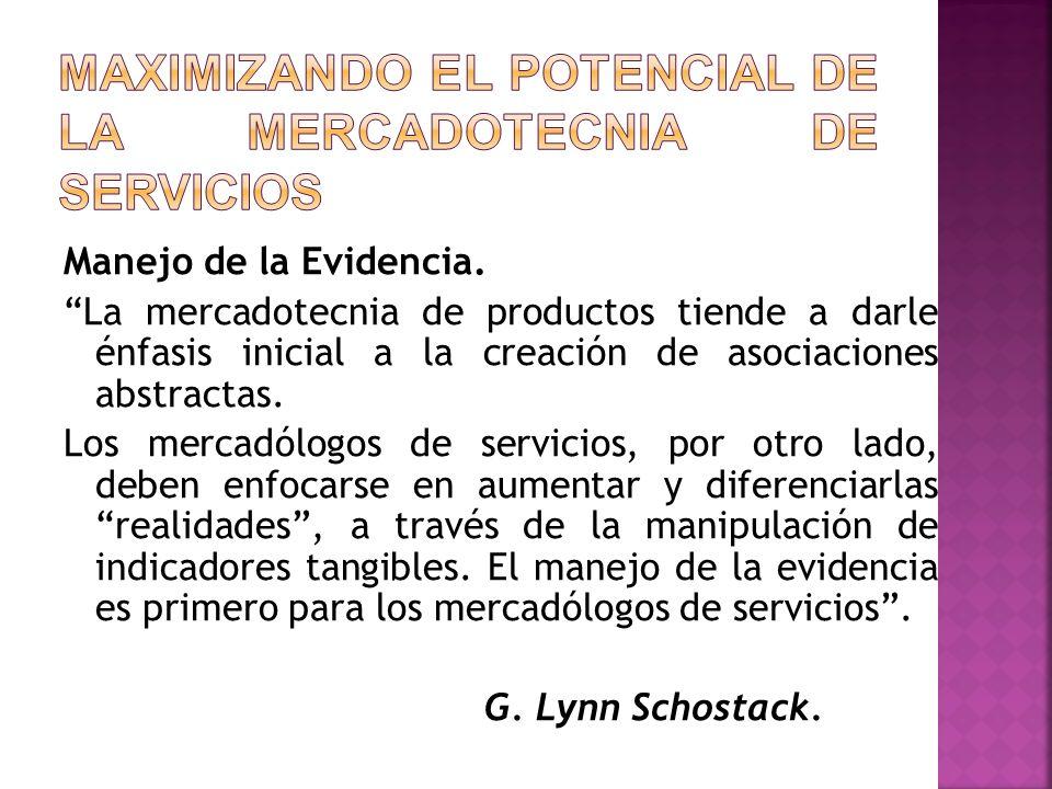 Maximizando el potencial de la mercadotecnia de servicios