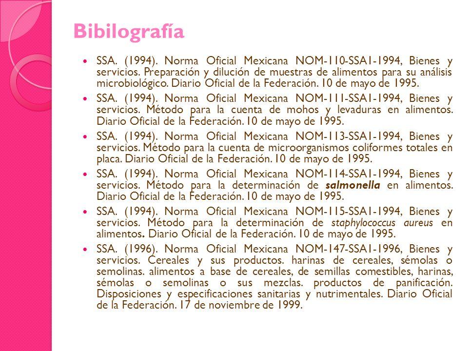 Bibilografía