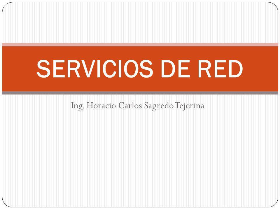 Ing. Horacio Carlos Sagredo Tejerina