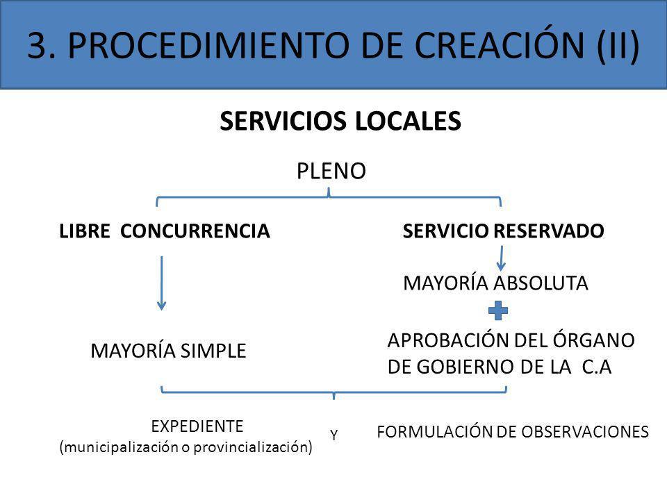 3. PROCEDIMIENTO DE CREACIÓN (II)