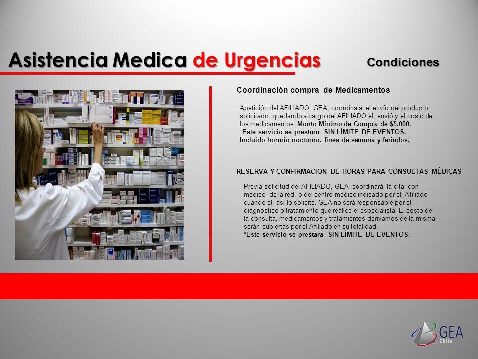 Asistencia Medica de Urgencias