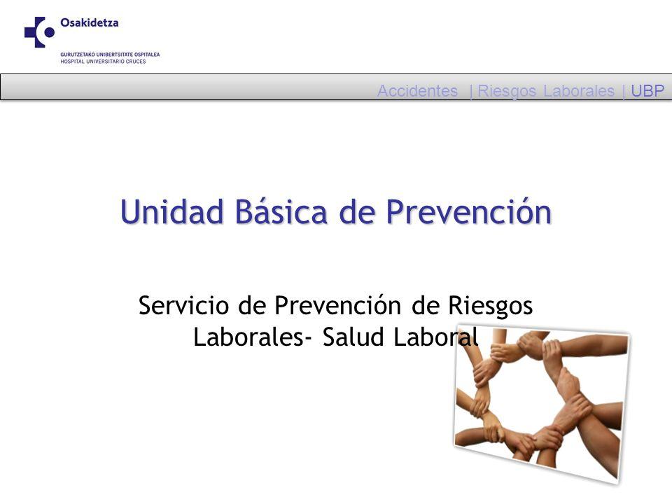Unidad Básica de Prevención