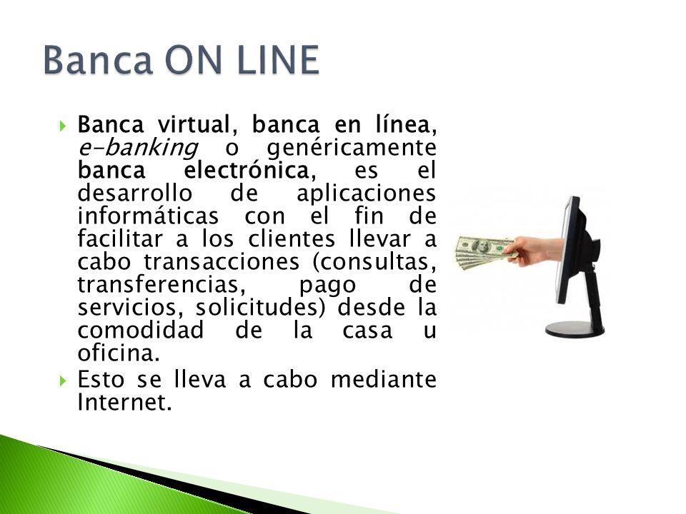 Banca ON LINE
