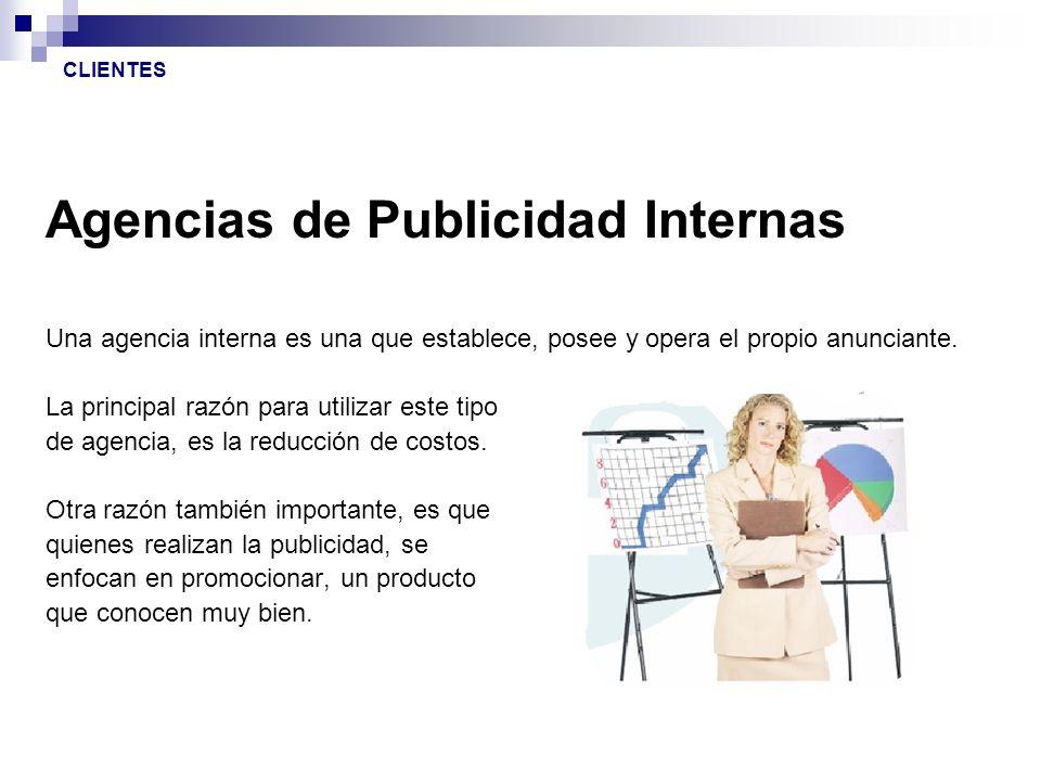 Agencias de Publicidad Internas