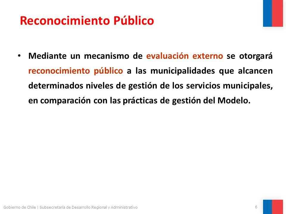 Reconocimiento Público