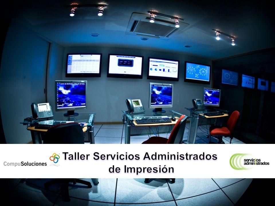 Taller Servicios Administrados