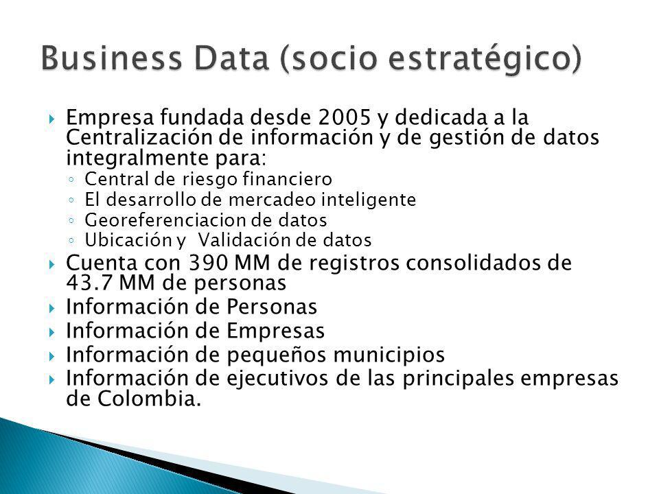 Business Data (socio estratégico)