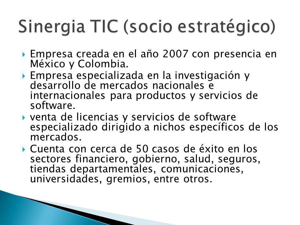 Sinergia TIC (socio estratégico)