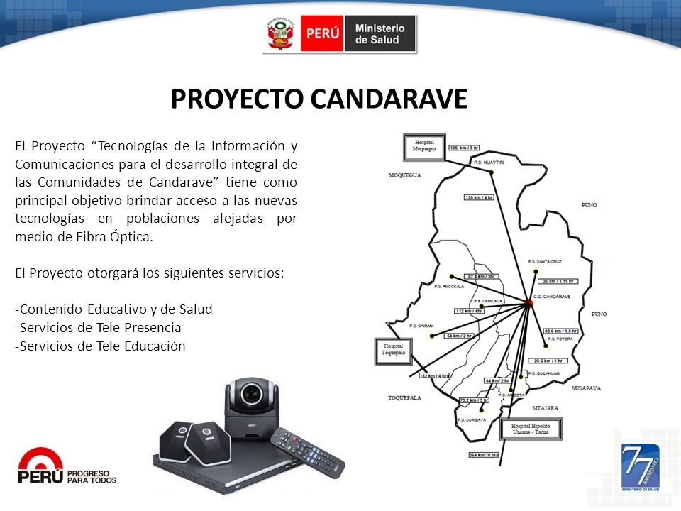 PROYECTO CANDARAVE