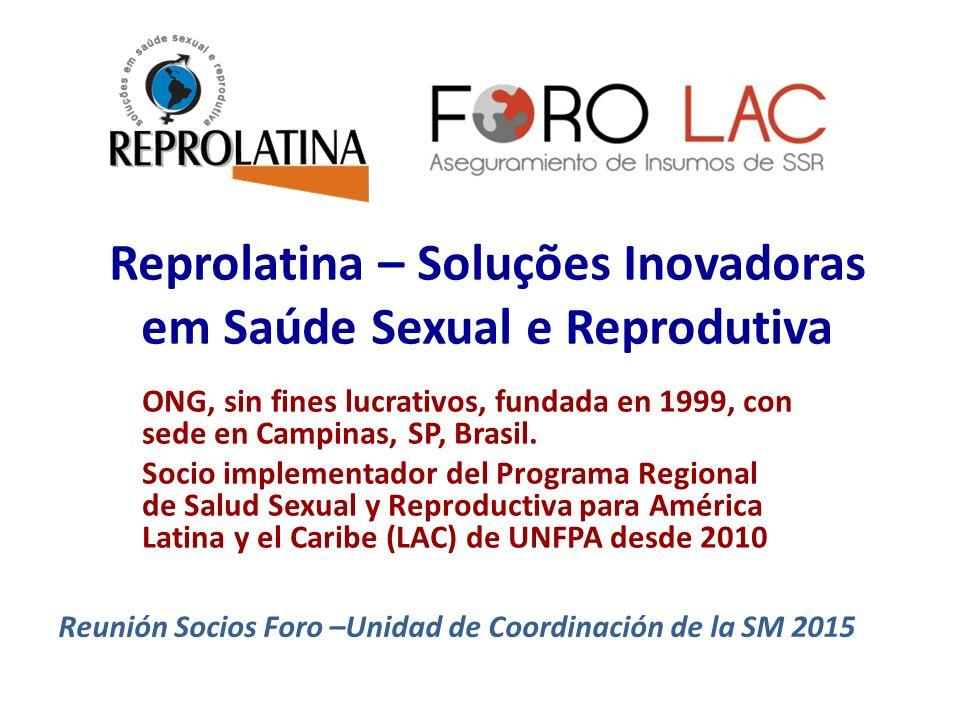 Reprolatina – Soluções Inovadoras em Saúde Sexual e Reprodutiva
