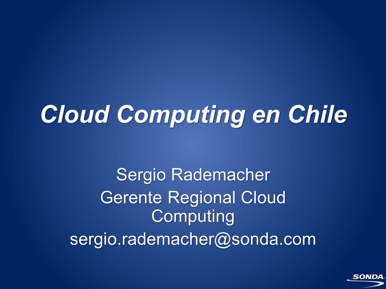 Cloud Computing en Chile