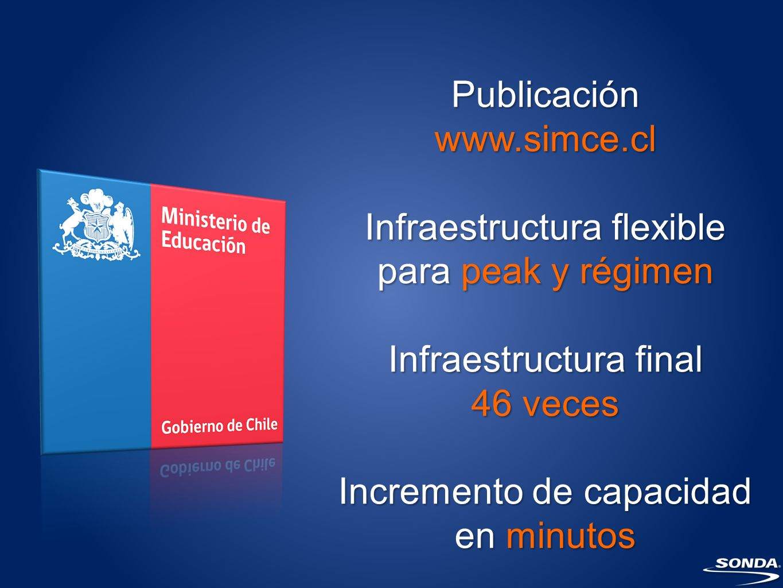 Publicación www.simce.cl