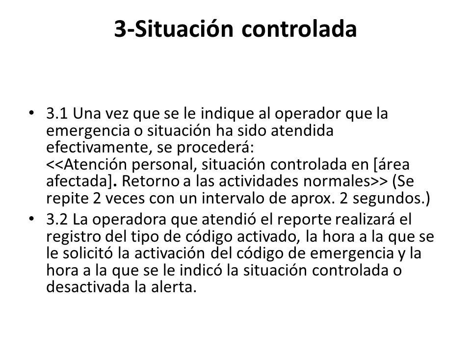 3-Situación controlada