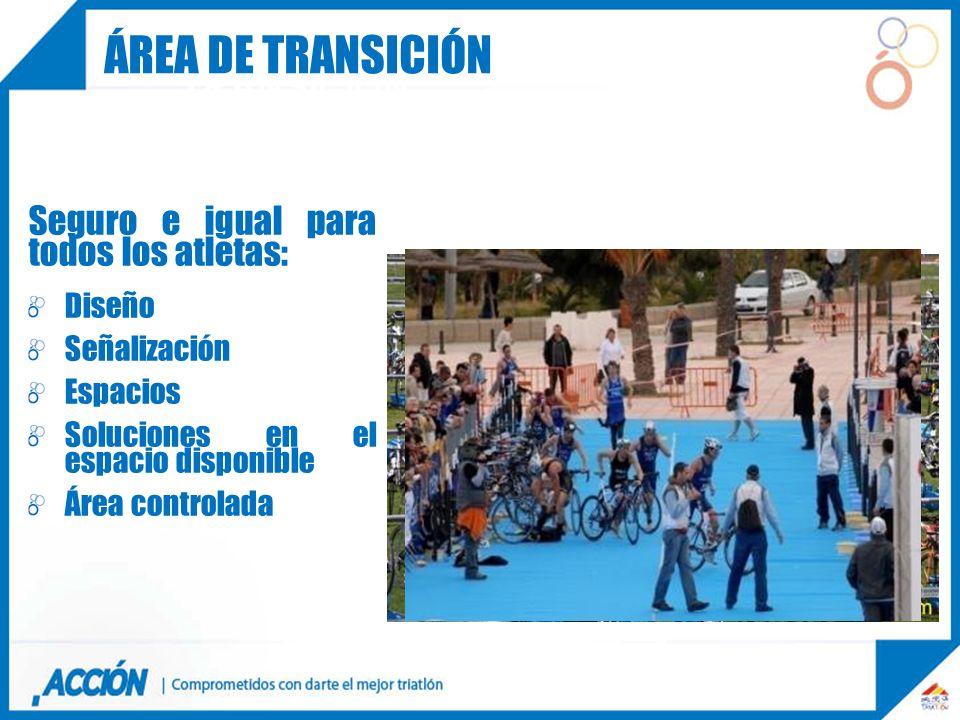 Área de transición AREA DE TRANSICION