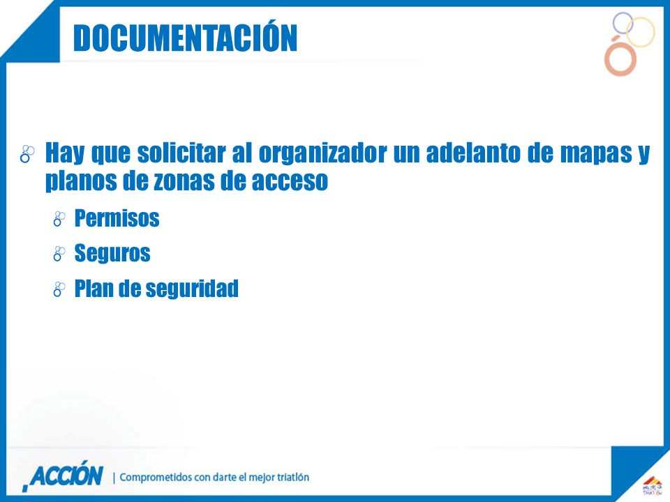 documentación DOCUMENTACION
