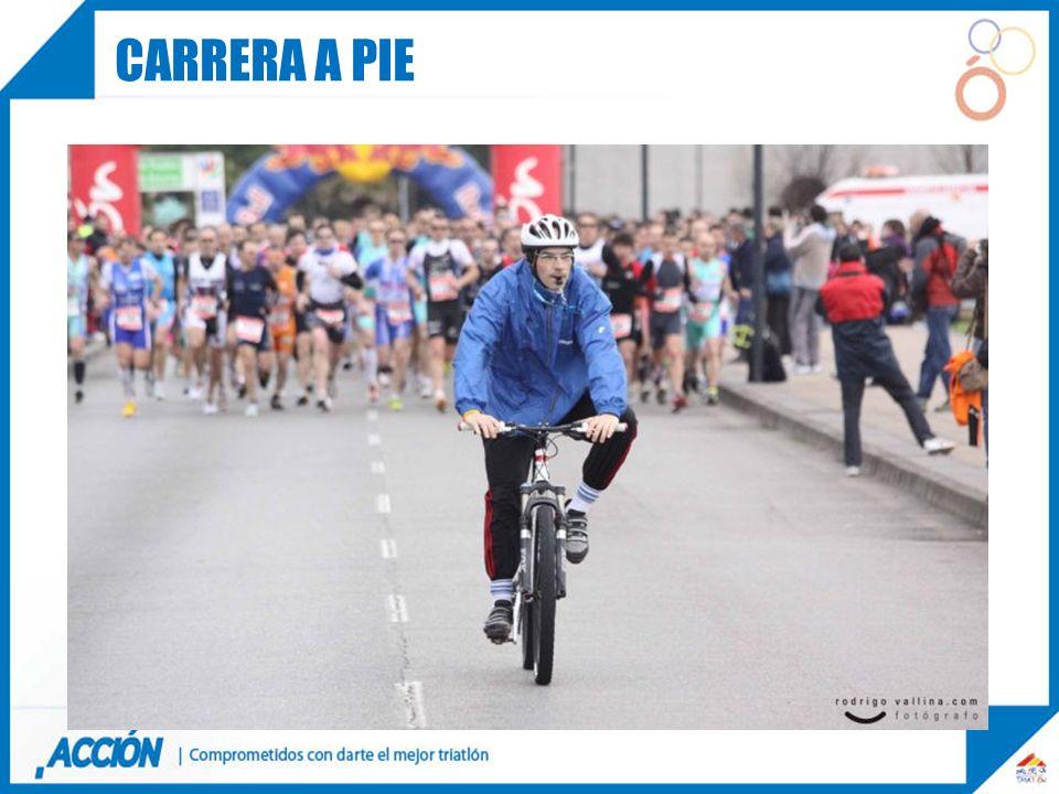 CARRERA Carrera a pie