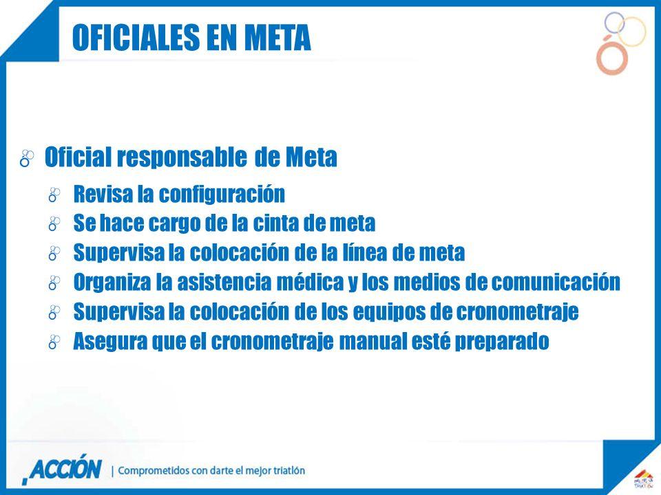 Oficiales en meta Oficial responsable de Meta Revisa la configuración