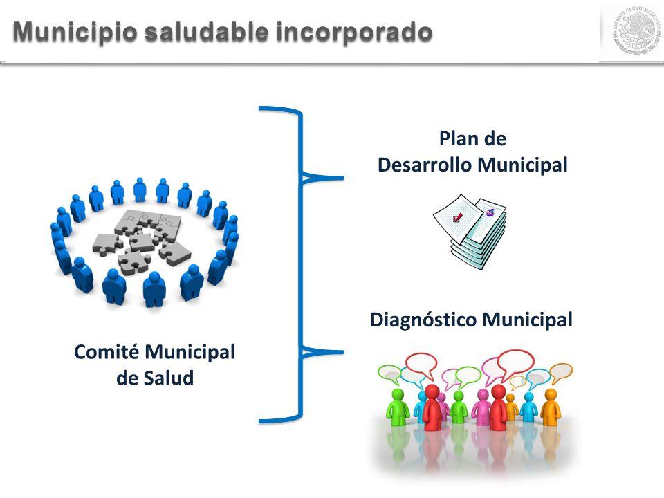Diagnóstico Municipal Comité Municipal de Salud