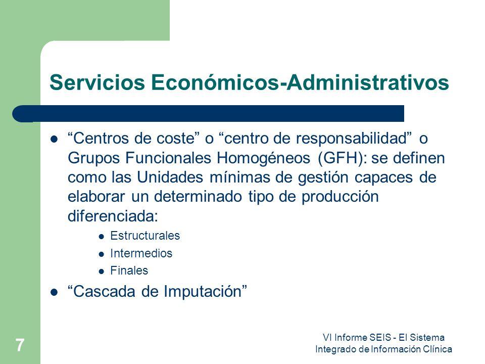 Servicios Económicos-Administrativos