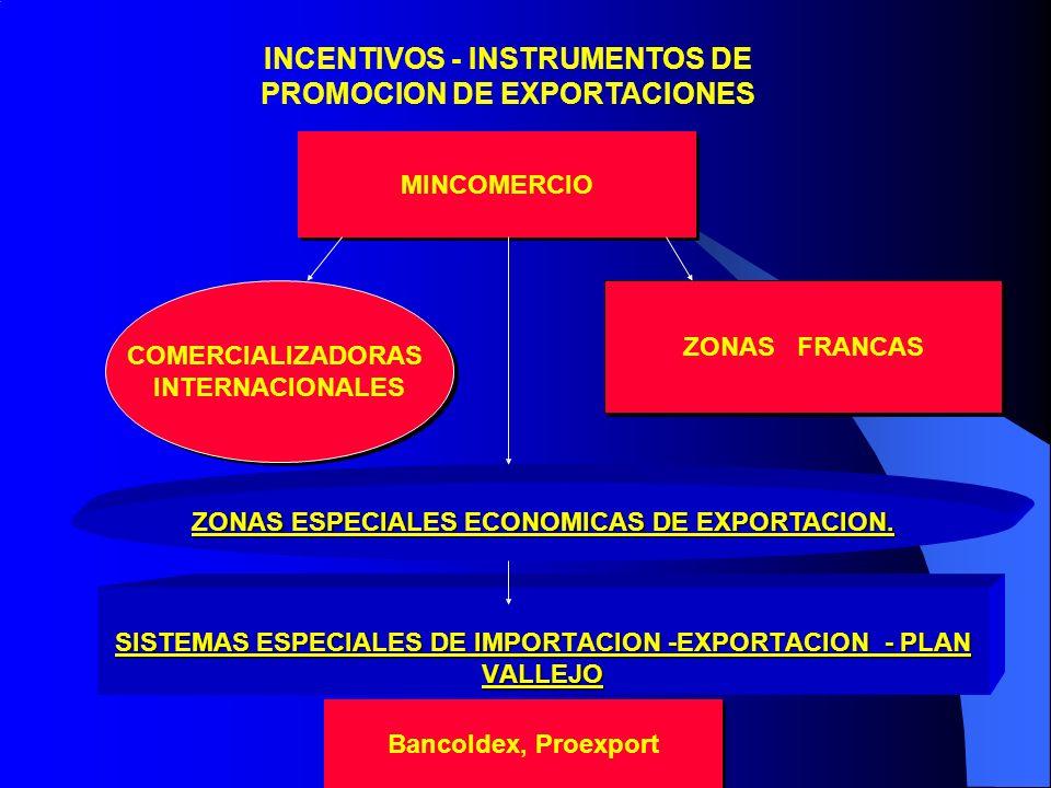 SISTEMAS ESPECIALES DE IMPORTACION -EXPORTACION - PLAN VALLEJO