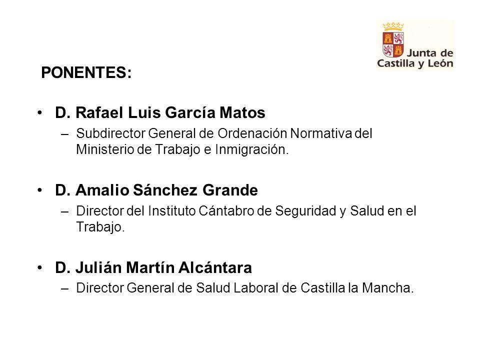 D. Rafael Luis García Matos
