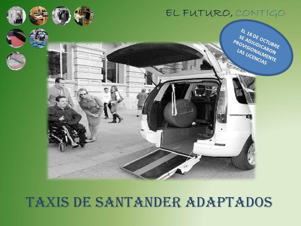 TAXIS DE SANTANDER ADAPTADOS