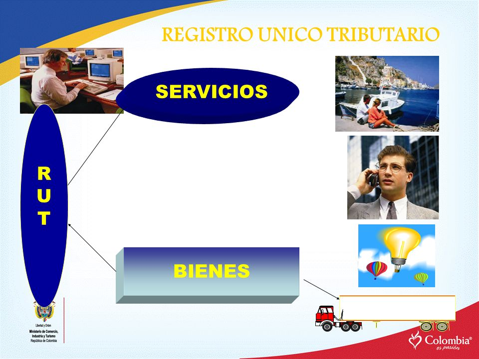 REGISTRO UNICO TRIBUTARIO