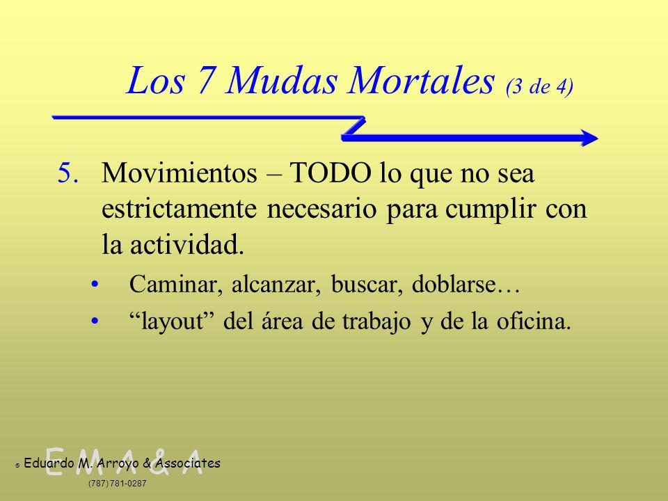 Los 7 Mudas Mortales (3 de 4)