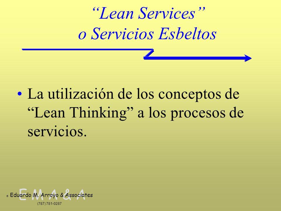 Lean Services o Servicios Esbeltos