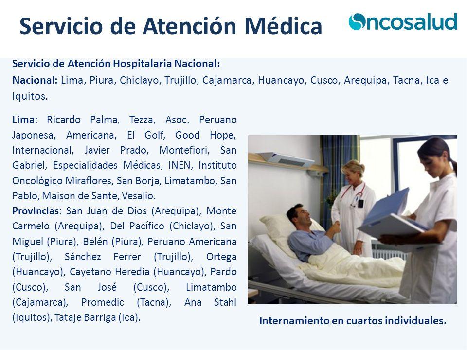 Servicio de Atención Médica