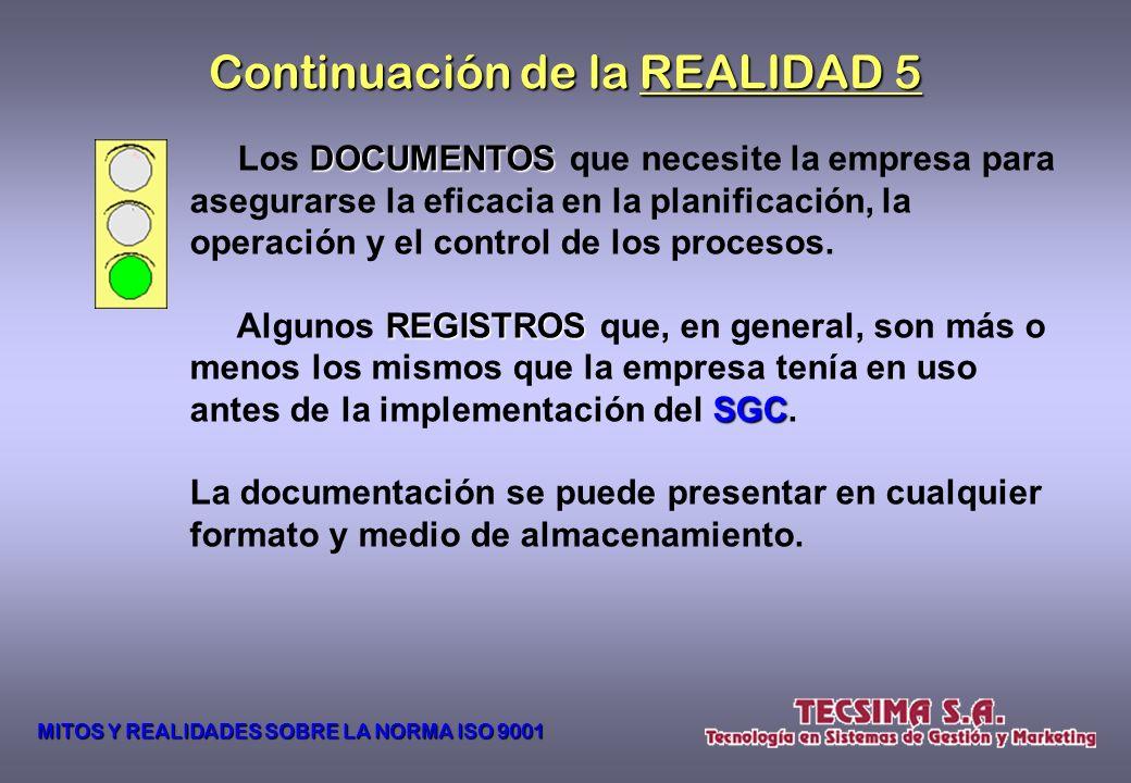 Continuación de la REALIDAD 5