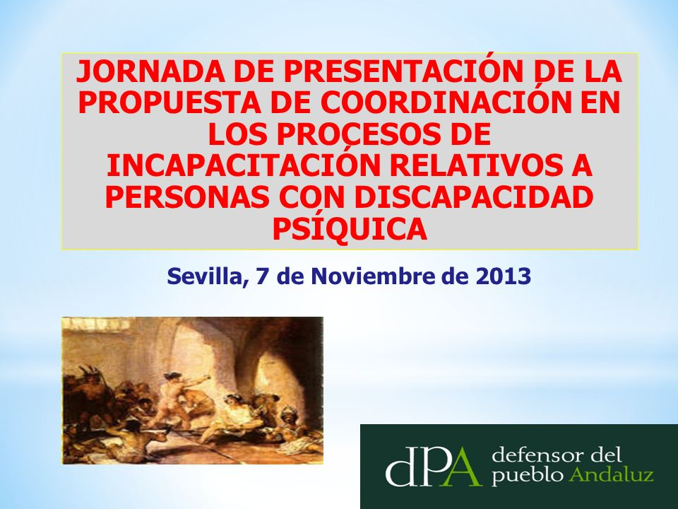 Sevilla, 7 de Noviembre de 2013