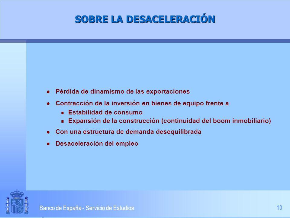PRINCIPALES AGREGADOS MACROECONÓMICOS