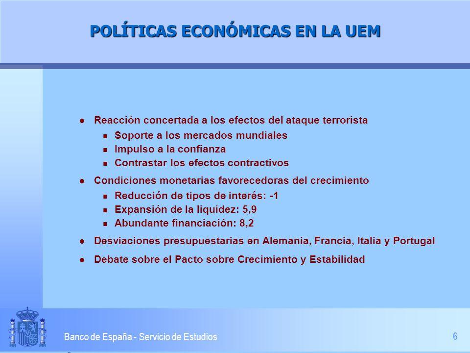 LA ECONOMÍA ESPAÑOLA Rasgos comunes
