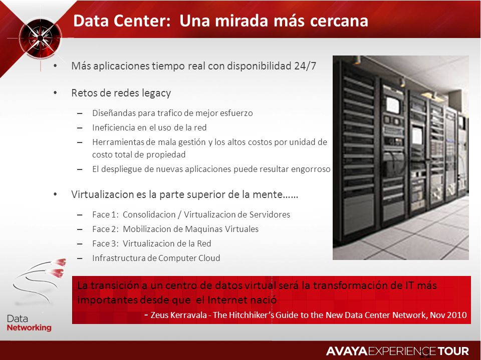Data Center: Una mirada más cercana