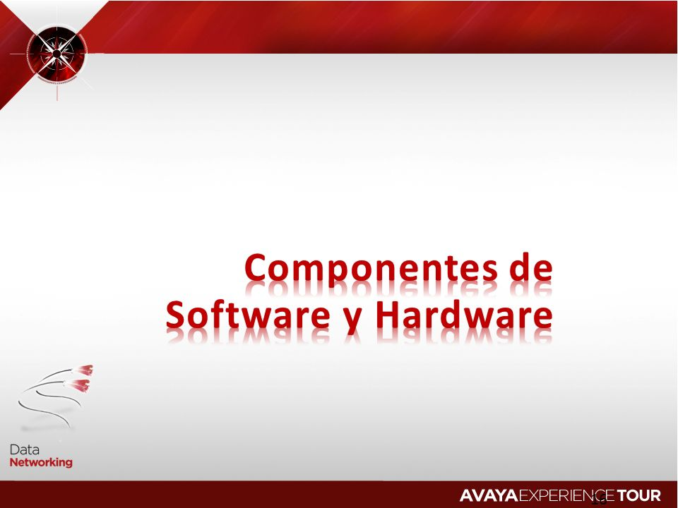 Componentes de Software y Hardware