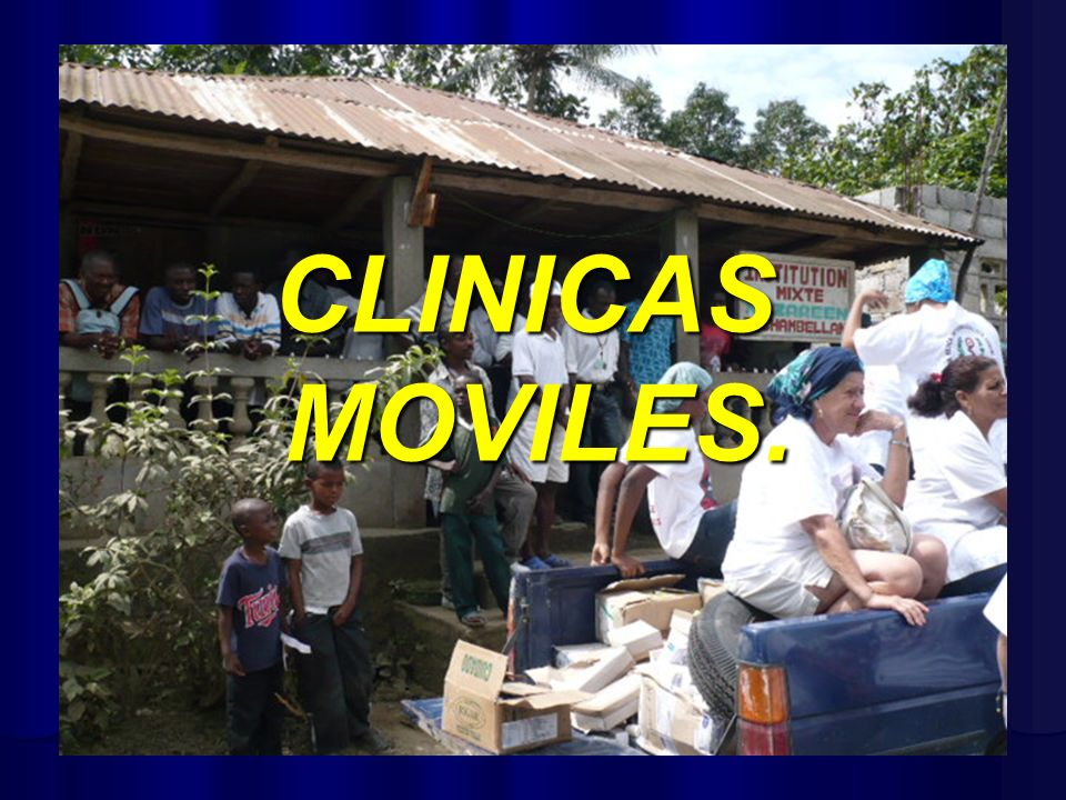CLINICAS MOVILES.