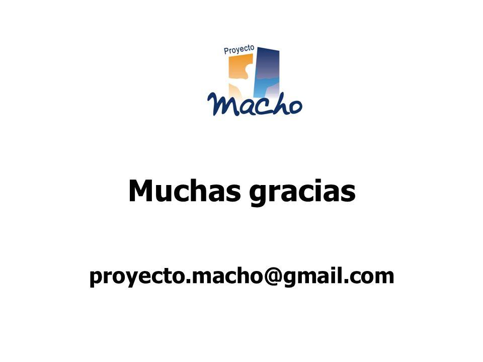 Muchas gracias proyecto.macho@gmail.com