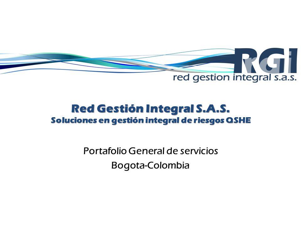 Portafolio General de servicios Bogota-Colombia