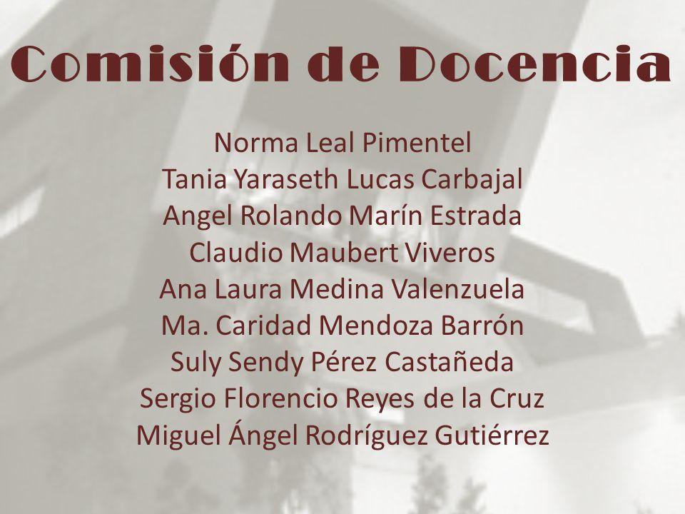 Comisión de Docencia