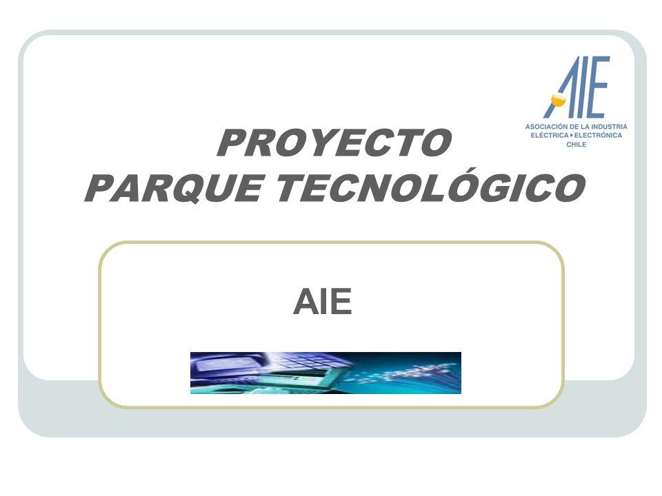 PROYECTO PARQUE TECNOLÓGICO