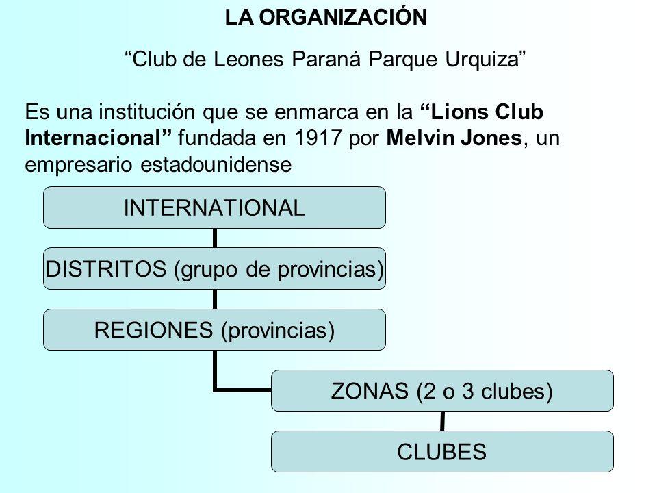Club de Leones Paraná Parque Urquiza