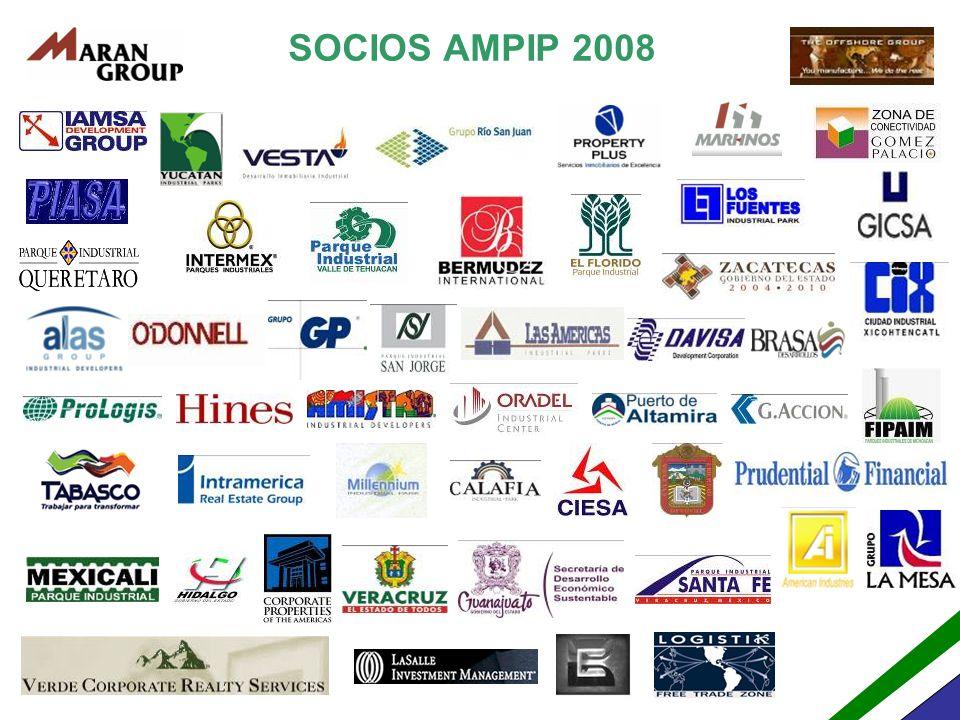 SOCIOS AMPIP 2008