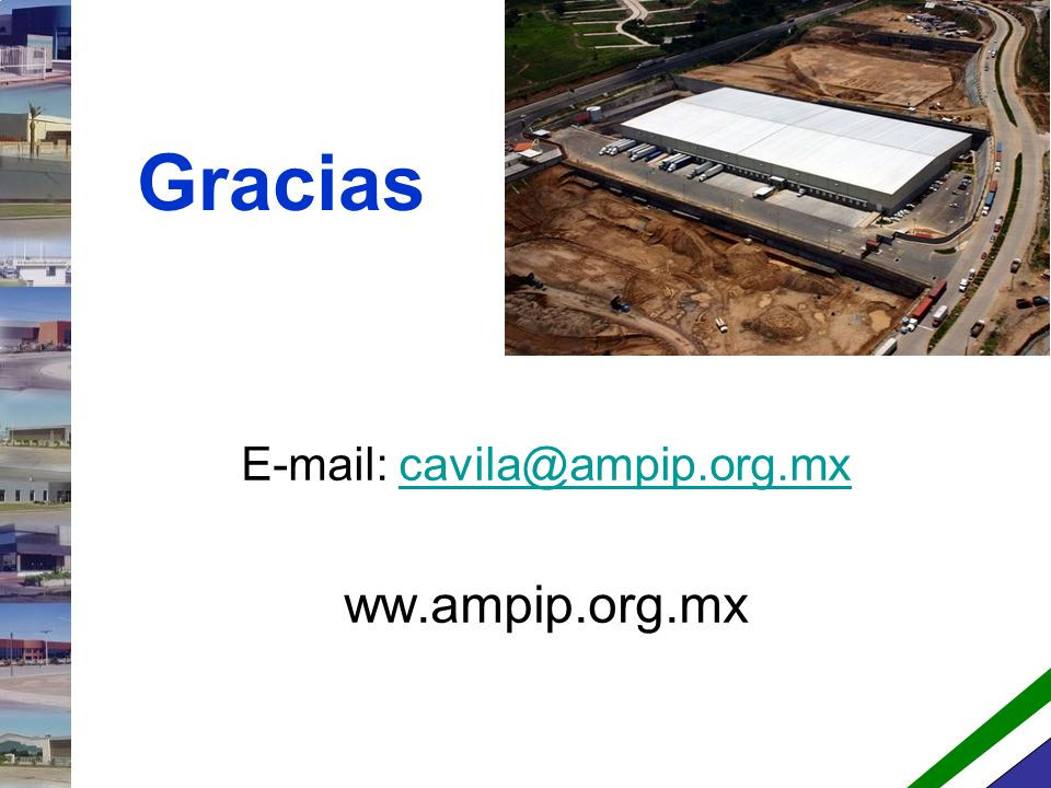 E-mail: cavila@ampip.org.mx ww.ampip.org.mx