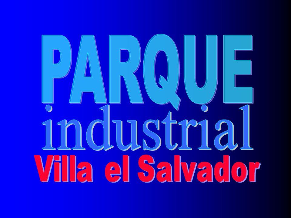 PARQUE industrial Villa el Salvador