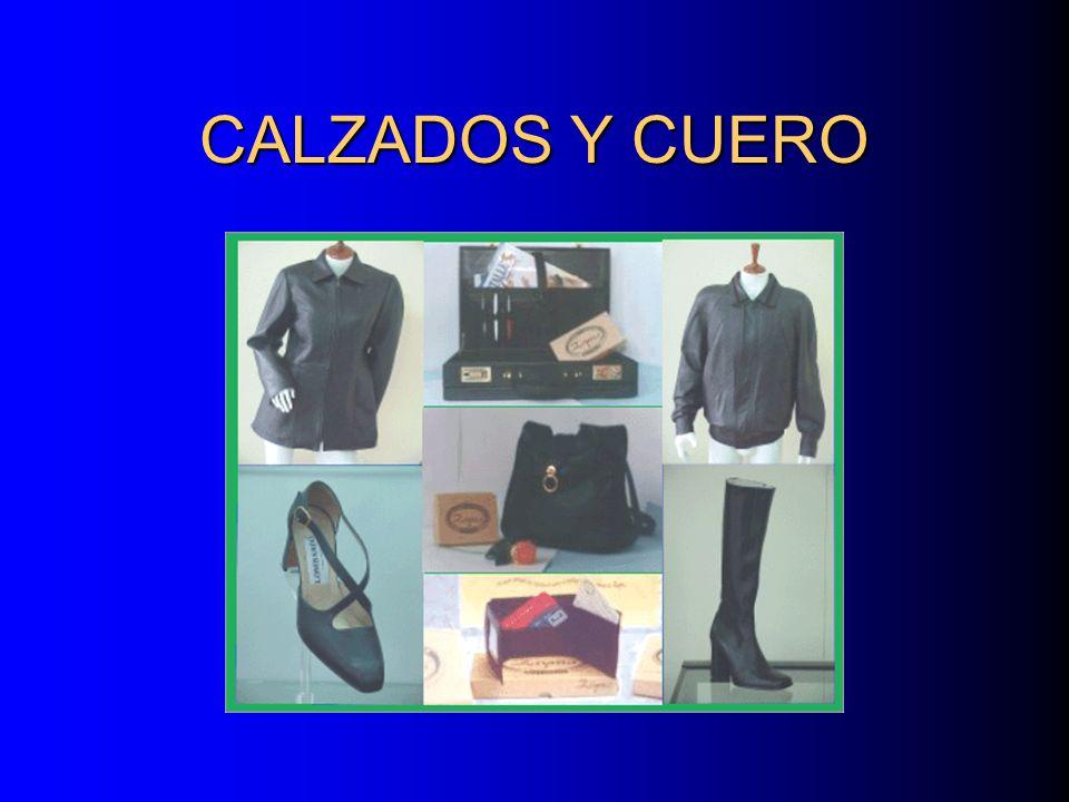 CALZADOS Y CUERO